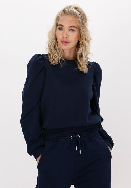 Blauwe SECOND FEMALE Sweater CARMELLA SWEAT  - large