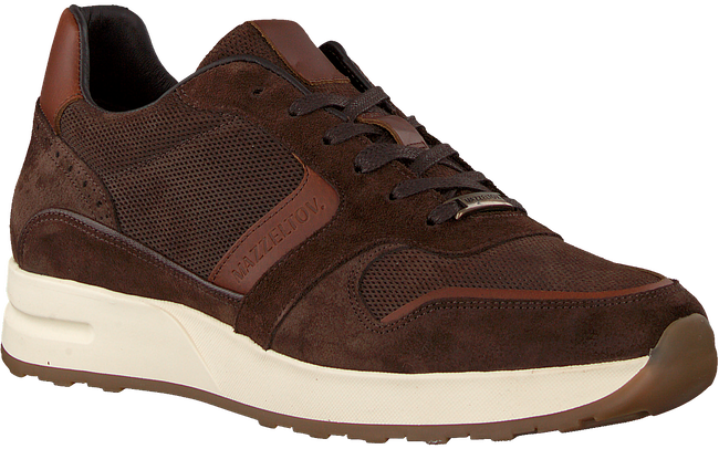 Cognac MAZZELTOV Sneakers 10445  - large