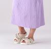 Beige INUIKII Slippers WOVEN STONE - small