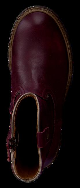 Rode KIPLING Lange laarzen GULIA 1  - large