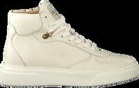 Witte VIA VAI Hoge sneakers JUNO LEE - medium