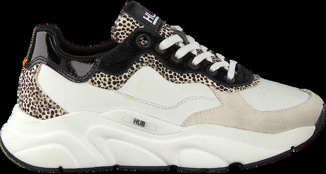 Witte HUB Lage sneakers ROCK L59  - large