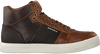 Bruine BJORN BORG Sneakers MONTANA MID PULL M  - small