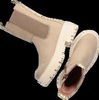 Taupe WYSH Chelsea boots SUZAN  - medium