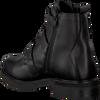 Zwarte OMODA Biker boots PLEUN FAT 352  - small