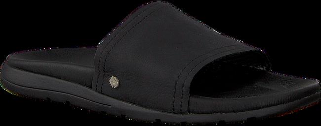 Zwarte UGG Slippers XAVIER LUXE  - large