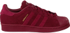 Rode ADIDAS Sneakers SUPERSTAR J  - small