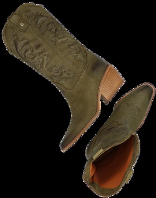Groene NOTRE-V Lange laarzen AL330 - large