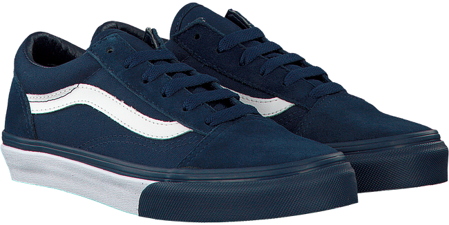 Blauwe VANS Sneakers UY OLD SKOOL KIDS - large
