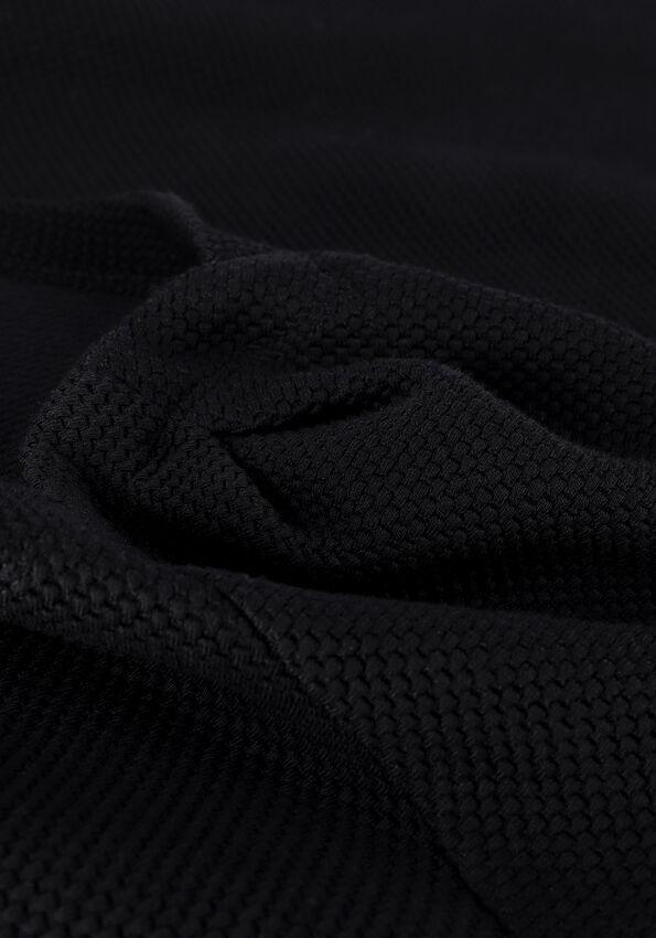 Zwarte VANILIA Mini jurk STRUC SQUARE  - larger