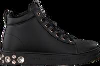 Zwarte GUESS Hoge sneaker REMMY  - medium