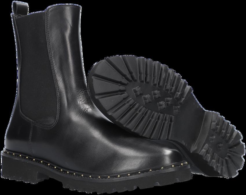 Zwarte TANGO Chelsea boots BEE 511  - larger
