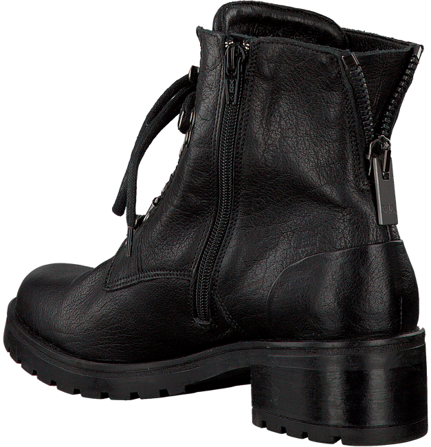 Zwarte VIA VAI Veterboots 4911105  - large