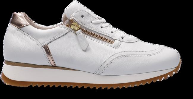 Witte GABOR Lage sneakers 035  - large