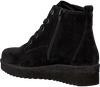 Zwarte GABOR Lange laarzen 765  - small