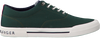 Groene TOMMY HILFIGER Sneakers HERITAGE TEXTILE SNEAKER  - small