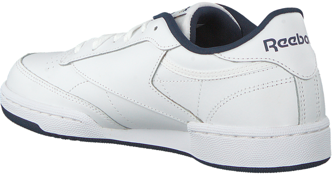 Witte REEBOK Sneakers CLUB C KIDS  - large