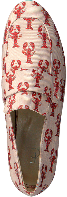 Roze FABIENNE CHAPOT Loafers LOLA LOAFER JACQUARD - large