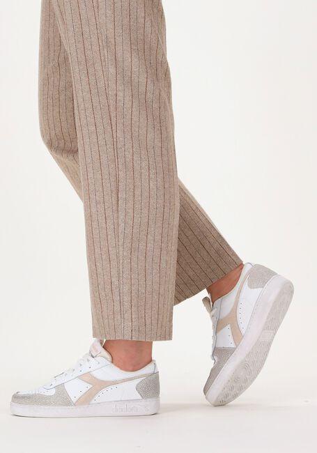 Roze DIADORA Lage sneakers MAGIC BASKET LOW ICONA WOMAN  - large