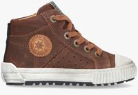 Cognac DEVELAB Hoge sneaker 41923  - medium