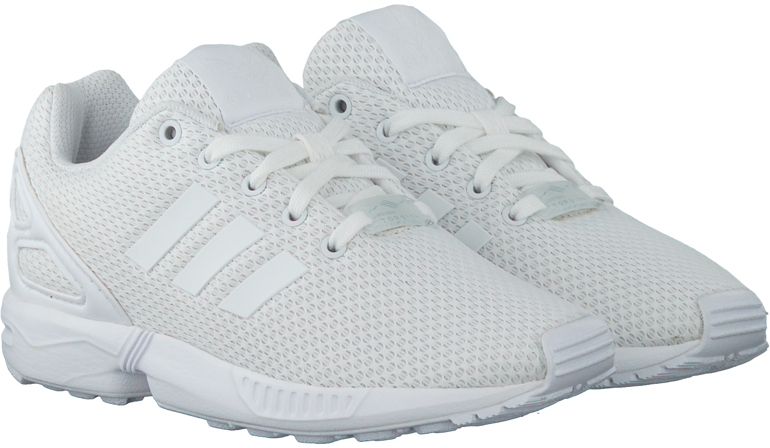 cf281581f27 Witte ADIDAS Sneakers ZX FLUX KIDS. ADIDAS. -30%. Previous