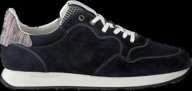 Blauwe FLORIS VAN BOMMEL Lage sneakers 16446  - large