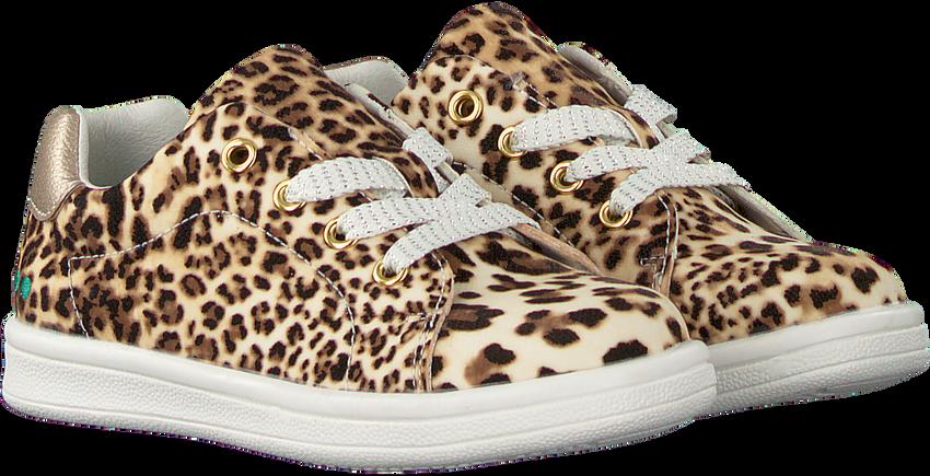 Beige BUNNIES JR Lage sneakers 220141  - larger