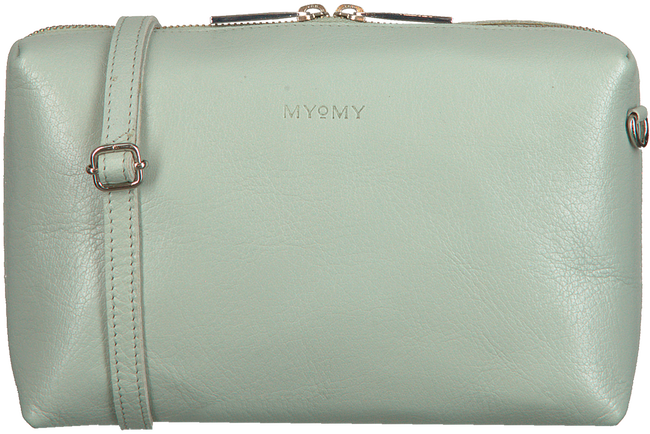 Groene MYOMY Schoudertas MY BOXY BAG HANDBAG - large