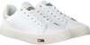 Witte TOMMY HILFIGER Lage sneakers ESSENTIAL TOMMY JEANS  - small