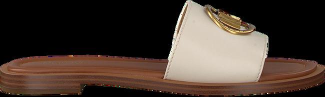Witte MICHAEL KORS Slippers BRYNN SLIDE  - large