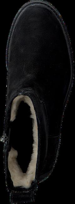 Zwarte TIMBERLAND Enkelboots COURMAYEUR VALLEY FAUX FUR  - large