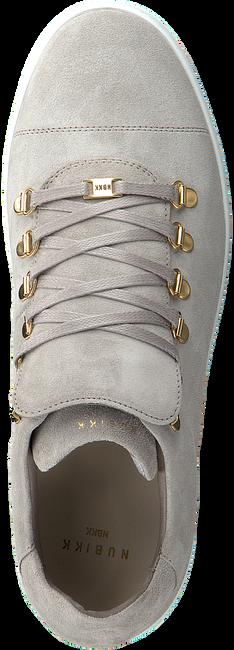 Grijze NUBIKK Sneakers YEYE SUEDE MEN  - large