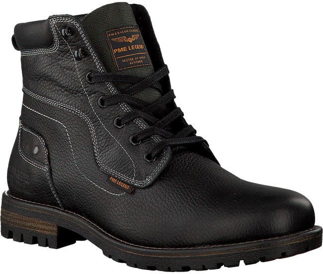 Zwarte PME Enkelboots EMPIRE  - large