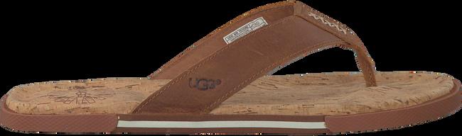 Cognac UGG Slippers BRAVEN  - large