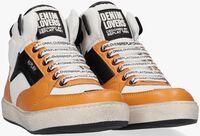 Witte REPLAY Hoge sneaker WALL  - medium