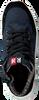Blauwe RED-RAG Sneakers 15537 - small