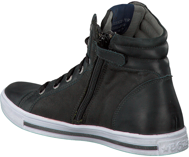Zwarte BRAQEEZ Sneakers 417725  - large