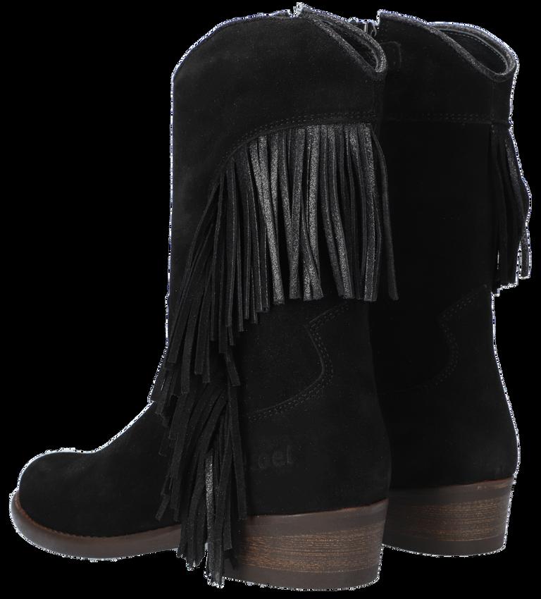 Zwarte KOEL4KIDS Cowboylaarzen 10M004  - larger