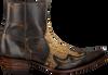 Bruine SENDRA Cowboylaarzen 9918  - small