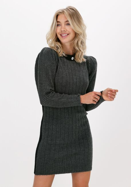 Grijze SILVIAN HEACH Mini jurk DRESS CORVALLIS - large
