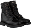 Zwarte SHOESME Veterboots CP8W058 - small