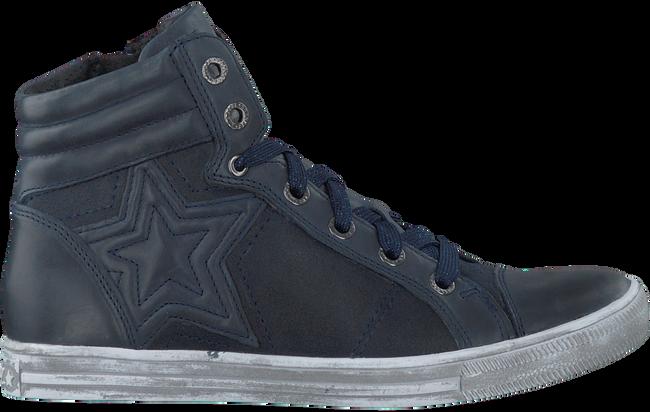 Blauwe BRAQEEZ Sneakers 416506  - large