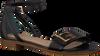 Zwarte GUESS Sandalen RASHIDA  - small
