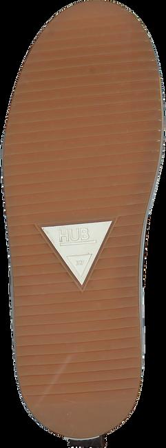 Bruine HUB Enkelboot W4004L30-L04-749 RIDGE - large