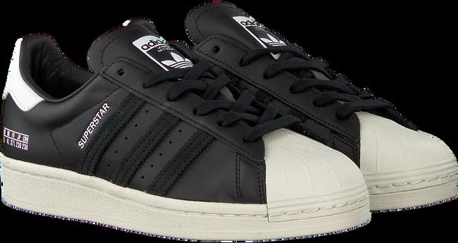 Zwarte ADIDAS Lage sneakers SUPERSTAR  - large