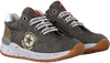 Grijze SHOESME Lage sneakers ST20S005  - small