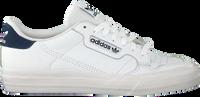 Witte ADIDAS Lage sneakers CONTINENTAL VULC M  - medium