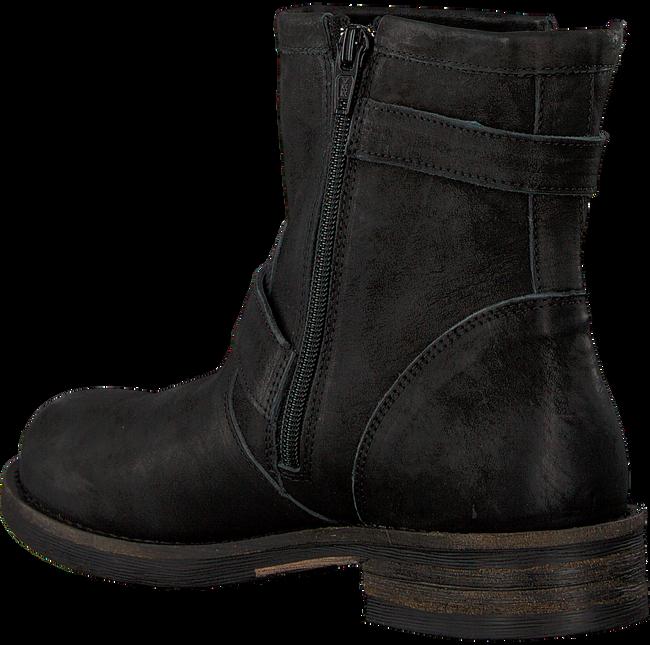 Zwarte CA'SHOTT Biker boots 12007 - large