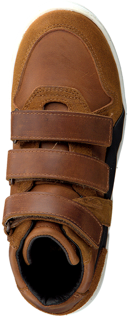 Cognac HIP Sneakers H1863  - large