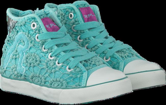 Blauwe REPLAY Sneakers SEPULVEDA  - large